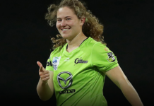 Sydney Thunder: Darlington voted Members' Player of WBBL|06