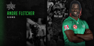 Melbourne Stars: West Indian Andre Fletcher signs with Stars, Bairstow withdraws