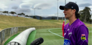 Hobart Hurricanes: Handscomb to captain Hurricanes