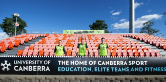 Sydney Thunder partners with University of Canberra