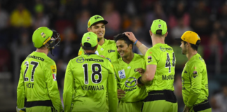 Sydney Thunder: Get to know our BBL 10 squad