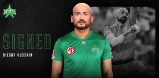 Melbourne Stars complete Dilbar Hussain signing