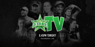 Melbourne Stars launch Stars TV