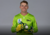 Sydney Thunder: Off the pitch with Baxter Holt