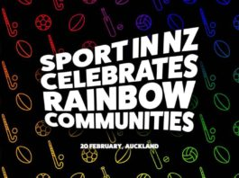 NZC: NZ sports walk alongside the rainbow community