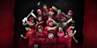 Melbourne Renegades announce Team of the Decade