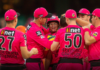 Sydney Sixers: YouCan Jersey Auction now live!
