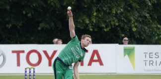 Cricket Ireland: Shane Getkate and Conor Olphert fly out to Abu Dhabi to join squad