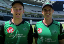 Melbourne Stars signings eager to make most of BBL chance