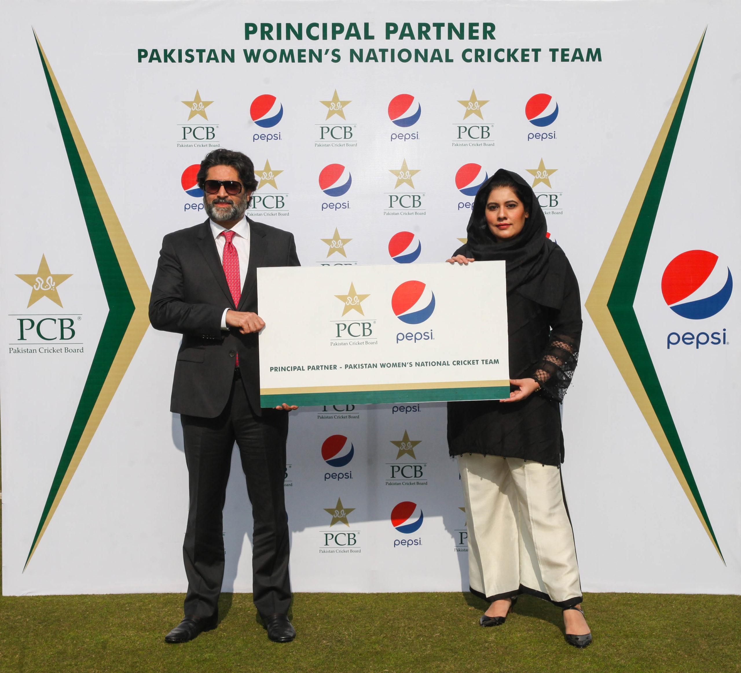 PCB: Pepsi becomes Principal Partner of Pakistan national women's cricket team