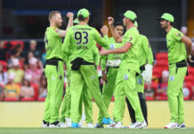 Sydney Thunder: BBL|11 contracting period underway
