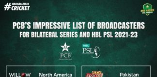 PCB: Pakistan cricket to go global through leading broadcasters