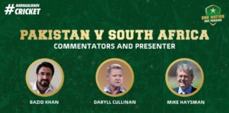 PCB: Leading international commentators lined-up for Pakistan-South Africa series