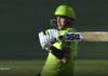 Sydney Thunder: Hales eyes big finish
