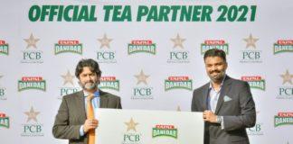 PCB: Tapal Tea becomes official Tea Partner of Pakistan men's national cricket team