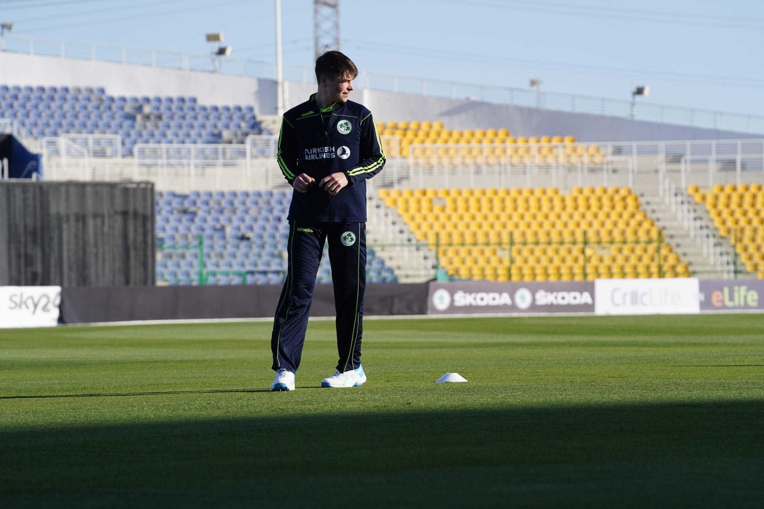 Cricket Ireland: Tomorrow's ODI suspended; no new cases