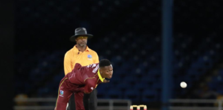CWI: Keon Harding to replace Romario Shepherd on tour of Bangladesh