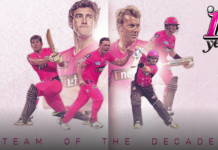 Sydney Sixers: Vote for your Sixers team of the decade