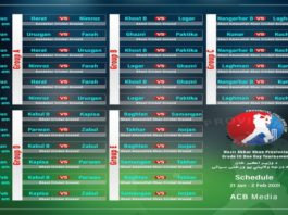 ACB: Grade III provincial Cup to commence next week