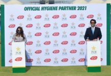 PCB: Lifebuoy becomes official hygiene partner of Pakistan men's national cricket team