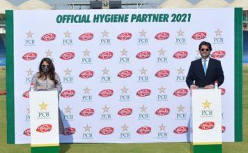 PCB: Lifebuoy becomes official hygiene partner of Pakistan men's national cricket team