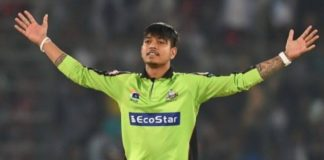 PCB: Sandeep Lamichanne replaces Rashid Khan in Qalandars' squad