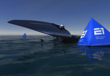 E1 and SeaBird Technologies partner with Victory Marine to build electric RaceBird powerboat