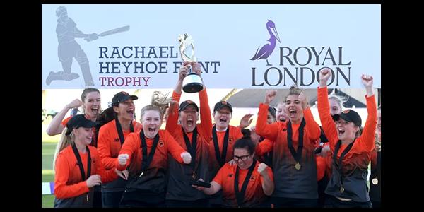 ECB: Rachael Heyhoe Flint Trophy returns alongside new Women's Regional T20