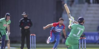 Cricket Ireland: Paul Stirling arrives in Lahore for his first Pakistan Super League