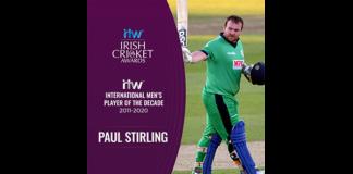 Cricket Ireland: ITW Irish Cricket Awards 2021 winners