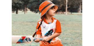 Perth Scorchers: Anywhere Blast kids keep up cricket skills at home