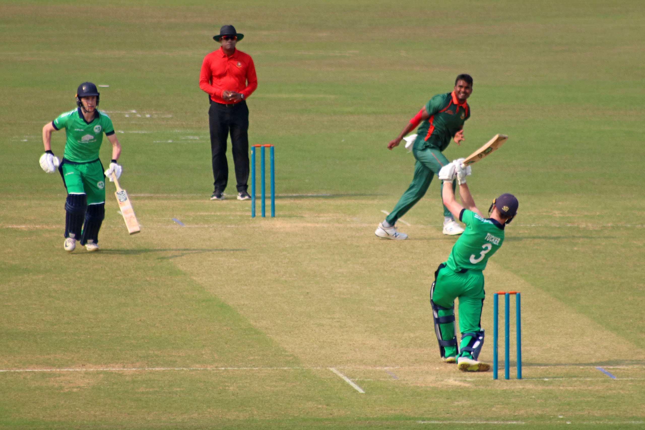 Cricket Ireland: Tector reflects on fourth ODM as Wolves tour itinerary amended due to travel plans change