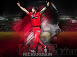 Melbourne Renegades: Richardson extends Renegades deal