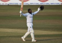 CWI: Mayers happy with Player-of-the-Month nomination following heroics in Bangladesh