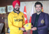 Mahindar Pal Singh Appointed as Peshawar Zalmi's Assistant Manager