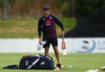 ECB: New England Men's Coaches announced