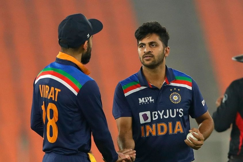 ICC: India fined for slow over-rate in fifth T20I against England