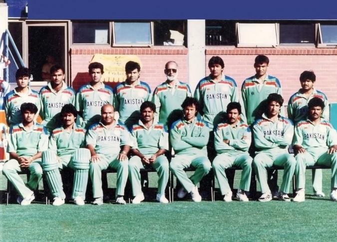 PCB: Pakistan stars recall the 1992 World Cup glory