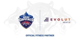 Evolut Wellness Joins Delhi Capitals as Official Fitness Partner