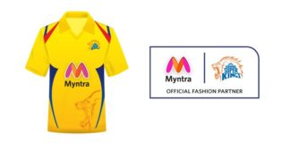 Myntra is CSK's official fashion partner for 2021 IPL season