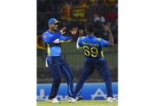 SLC: Angelo Mathews named stand-in T20I Captain for Windies tour