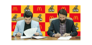 MOU Signed Between Peshawar Zalmi and McDonald's ahead of PSL 6