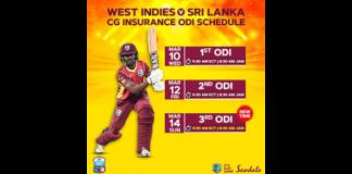 CWI: Change of start time to 3rd CG Insurance ODI vs Sri Lanka