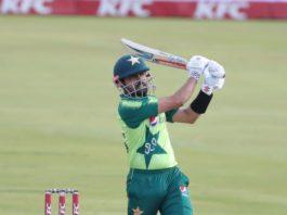 PCB: Babar Azam to defend No.2 T20I spot against Zimbabwe