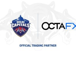 Delhi Capitals Inks Landmark Digital Content Deal with Global Brand OctaFX