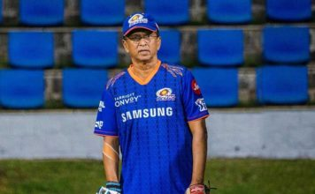 Mumbai Indians: Official Statement - Kiran More recovers from COVID-19 and tests negative