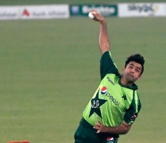 PCB: Zahid replaces Shadab for Zimbabwe tour