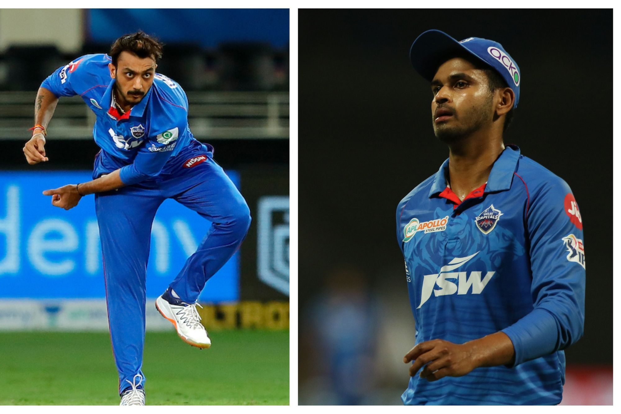 IPL: Shams Mulani joins Delhi Capitals as short-term COVID-19 replacement for Axar Patel; Anirudha Joshi replaces injured Shreyas Iyer