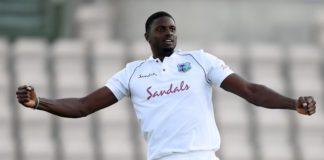 CWI: Holder named as Wisden Cricketer of the year