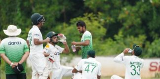 BCB: Bangladesh squad for first Test announced